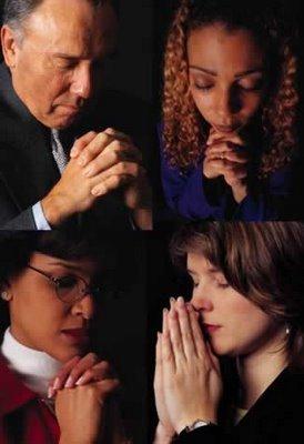 Orar a Dios por ayuda